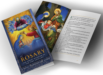 Rosary-Booklet