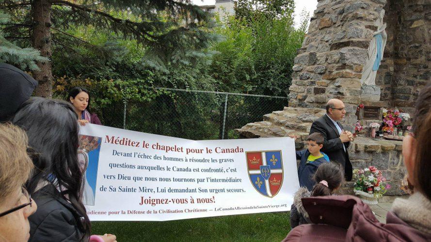 Montreal/Quebec/Ahuntsic Cartierville/Cathedrale Saint Sauveur