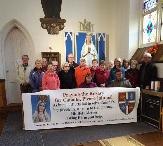 St Simon & St Jude Church, Tignish